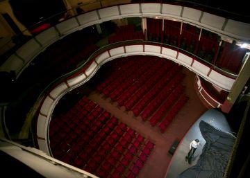 Cien candilejas para el teatro Reina Victoria