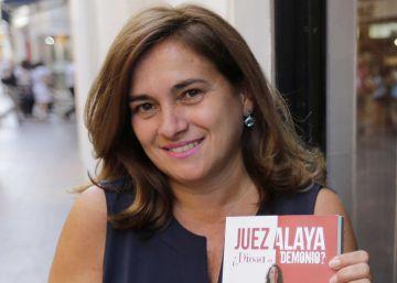 Mercedes Benítez traza un retrato poliédrico de la juez Alaya