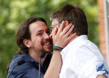 Podemos elude la financiación para Cataluña que proponen sus aliados