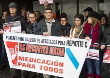 Gobierno y Xunta restringen la medicación a los presos que sufren hepatitis C