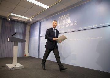 """Urkullu teme que el 'Brexit' tendrá """"consecuencias"""" en la economía vasca"""