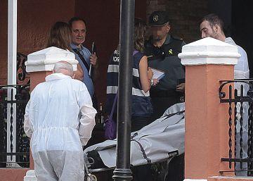 Dos fallecidos en el incendio de un bar en Lanjarón