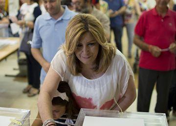 Los líderes andaluces confían en evitar unas terceras elecciones