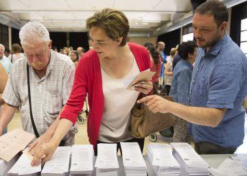 """Colau: """"Está en juego garantizar los derechos sociales y el referéndum"""""""
