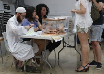 Un acusado de yihadismo, vocal en una mesa electoral en Terrassa