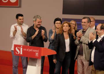 El PSC sigue en caída y pierde otro diputado