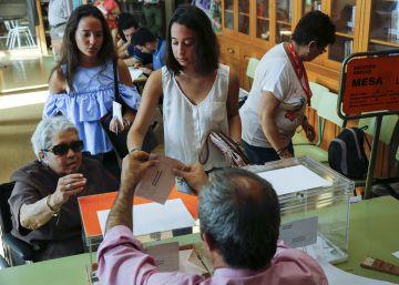 Más de 3,6 millones de valencianos están llamados hoy a las urnas