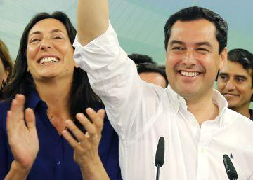 """El PP cree que la victoria en Andalucía """"consolida"""" el liderazgo de Moreno"""