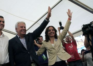 El PSOE recupera el segundo puesto en los grandes municipios