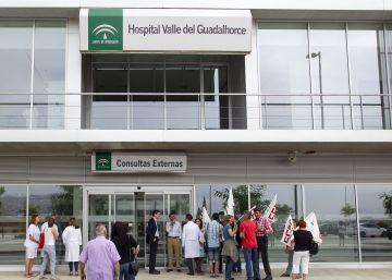 Abre parcialmente el hospital del Guadalhorce con ocho años de retraso