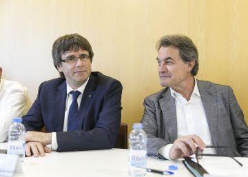 Mas apuesta por un pacto PSOE-Podemos aunque descarten el referéndum