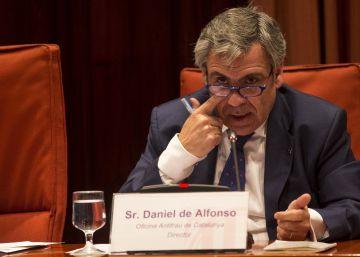"""De Alfonso: """"Soy partidario de asestar el golpe cuando va a acabar con el animal"""""""