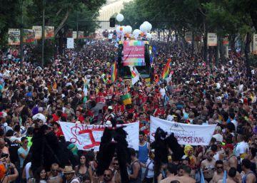 El PP, partido 'non grato' en el Orgullo