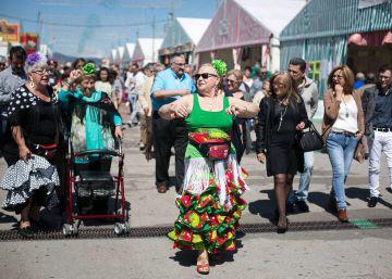 Entidades andaluzas denuncian irregularidades en la Feria de Abril