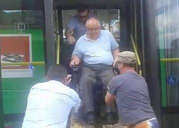 Atrapado en el autobús 725