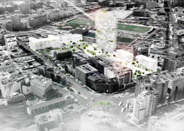 El Ayuntamiento deja en el limbo el plan de Cuatro Caminos