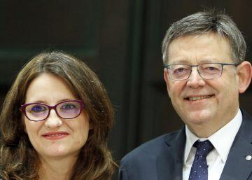 El descenso electoral marca el primer año del Gobierno valenciano