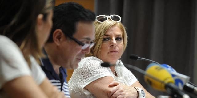 Consuelo Ordoñez, presidenta del Colectivo de Víctimas del Terrorismo (Covite).