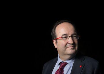 Iceta defiende la 'vía canadiense' como último recurso