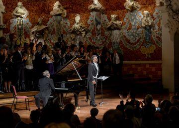 El Palau de la Música suma espectadores, conciertos y turistas