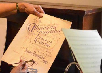 El piano de la familia de Rosalía vuelve a casa