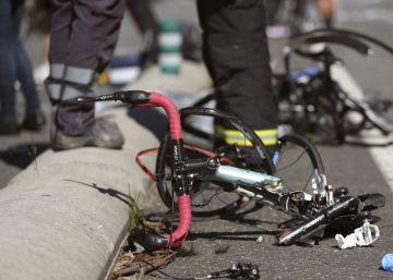 Un ciclista muere atropellado en Sagunto