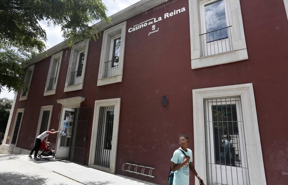 Casino de la Reina, donde se centralizará la nueva Policía Comunitaria.