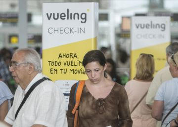 El plan de contingencia de Vueling: cancelaciones anticipadas y más aviones