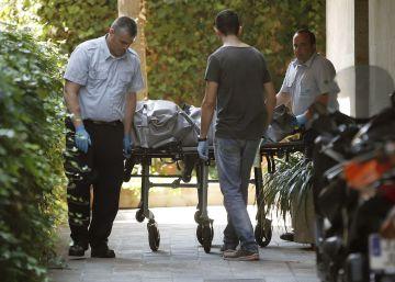 Un aval tras el doble crimen de Sarrià