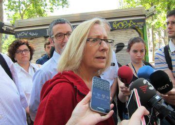 Absuelta la diputada del PSC Assumpta Escarp de delito urbanístico