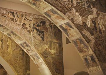 """La orden de traslado del arte de Sijena """"pone en riesgo"""" la colección del MNAC"""