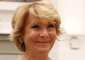 """Aguirre dice que la alcaldesa quiere crear """"comisarios políticos"""" en Madrid"""