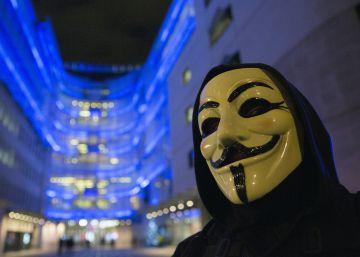 Absueltos los tres acusados de formar la cúpula de Anonymous en España