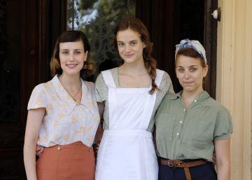 Una película de TV3 recrea la historia de la Maternidad de Elna