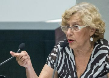 Carmena amortiza 344 millones de euros de deuda municipal