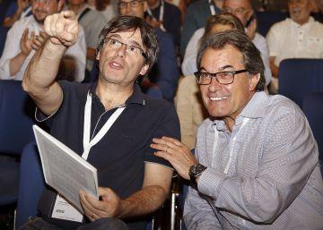 """La nueva Convergència apuesta por una """"república independiente"""""""