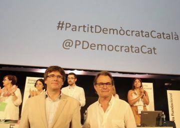 La nueva Convergència se llama Partit Demòcrata Català