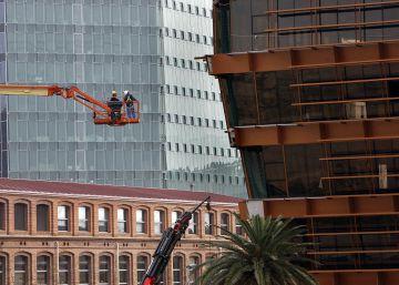 El coste de las oficinas se dispara en Barcelona