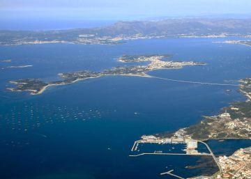 A Illa de Arousa se moviliza contra los 'aliens'
