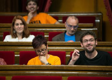 Los candidatos a liderar Podem marcan perfil frente a Colau