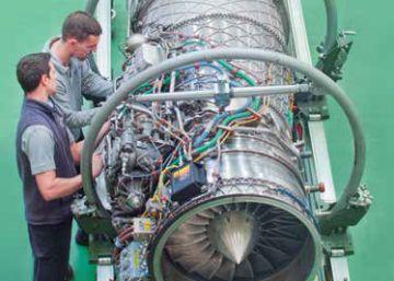 Sener vende a Rolls-Royce el 53,1% de ITP por 720 millones