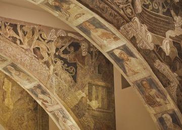 El MNAC apelará la sentencia por los murales de Sijena