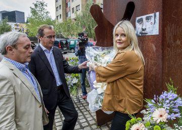 """Alonso censura la equidistancia del PNV y pide crear una """"memoria real"""""""