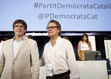 El nuevo partido de Mas dice que no renunciará a su nombre
