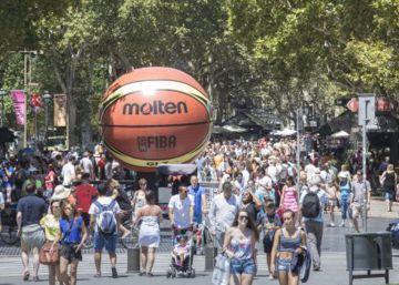 La NBA abrirá un café temático en La Rambla