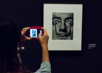 Los bigotes de Dalí y el saltito de Marilyn
