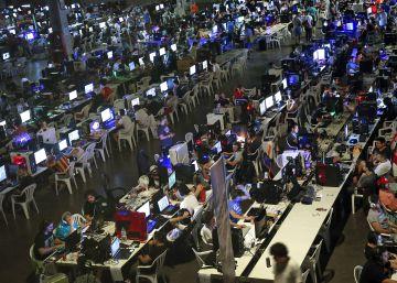 72 horas de videojuegos sin tregua