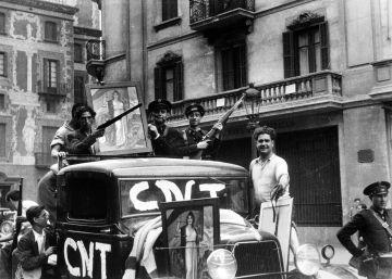 Barcelona quiere la paz pero no el olvido de la Guerra Civil