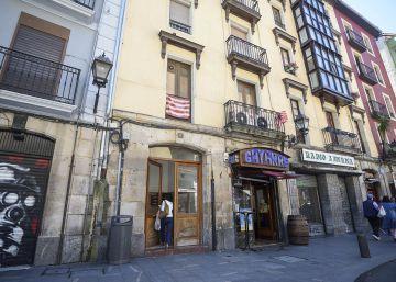 Una mujer de 79 años mata a su hijo de 60 y después se suicida en Bilbao