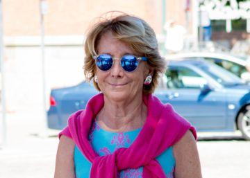 """Aguirre critica a Carmena y duda de que """"no se entere de nada"""""""